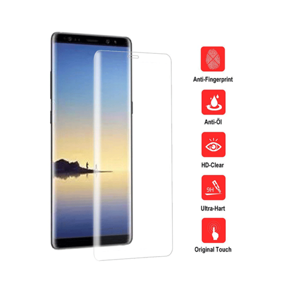 Samsung Galaxy Note 8 Panzerglas Full Screen 3D