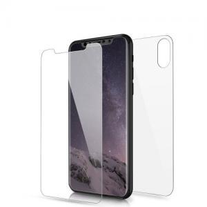 iPhone X Panzerglas Folie-vorne