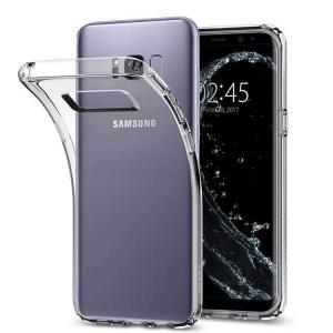 Samsung Galaxy S8 Hülle Transparent